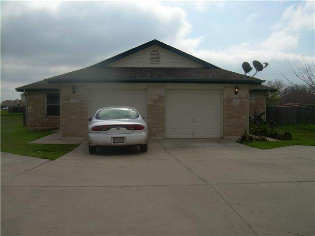 232-234 Marvin Cv, Hutto, TX 78634 (#1407458) :: Papasan Real Estate Team @ Keller Williams Realty