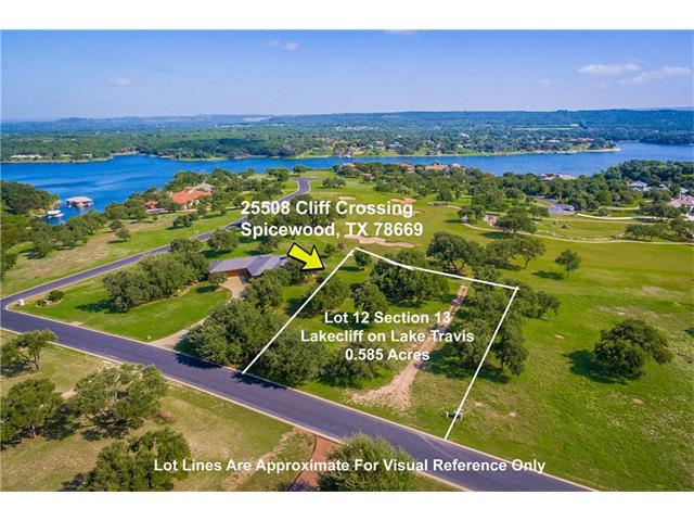 25508 Cliff Crossing, Spicewood, TX 78669 (#1415832) :: Forte Properties