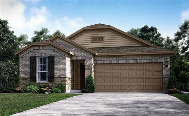 129 Spanish Foal Trl, Georgetown, TX 78626 (#1418257) :: Papasan Real Estate Team @ Keller Williams Realty