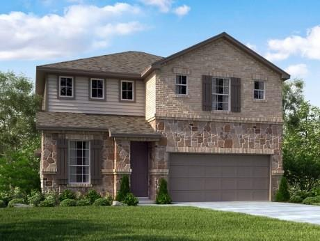 129 Kavanaugh St, Georgetown, TX 78628 (#1420732) :: The ZinaSells Group