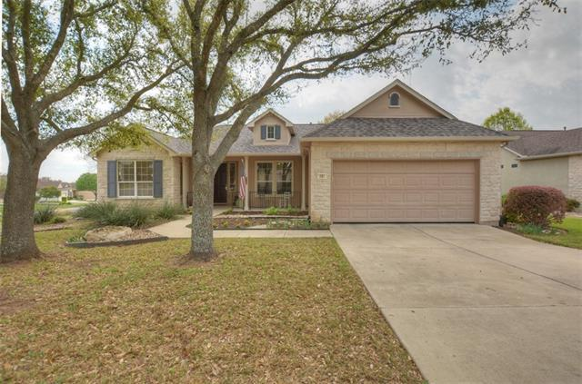 291 Red Poppy Trl, Georgetown, TX 78633 (#1421668) :: RE/MAX Capital City