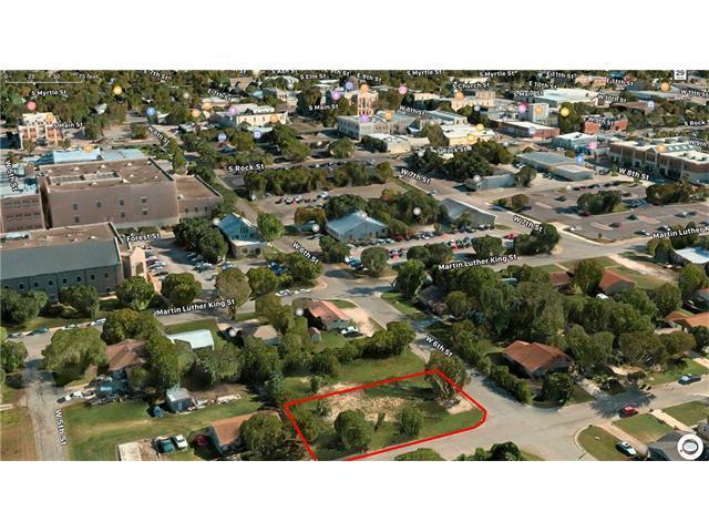 507 W 6th St, Georgetown, TX 78626 (#1422916) :: Austin Portfolio Real Estate - Keller Williams Luxury Homes - The Bucher Group