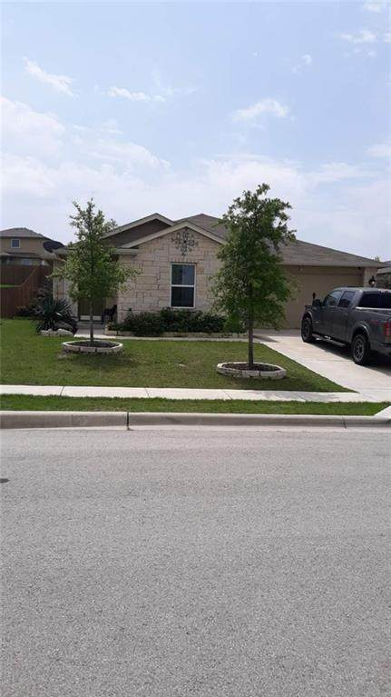 140 Leon River Loop, Hutto, TX 78634 (#1440522) :: The Summers Group