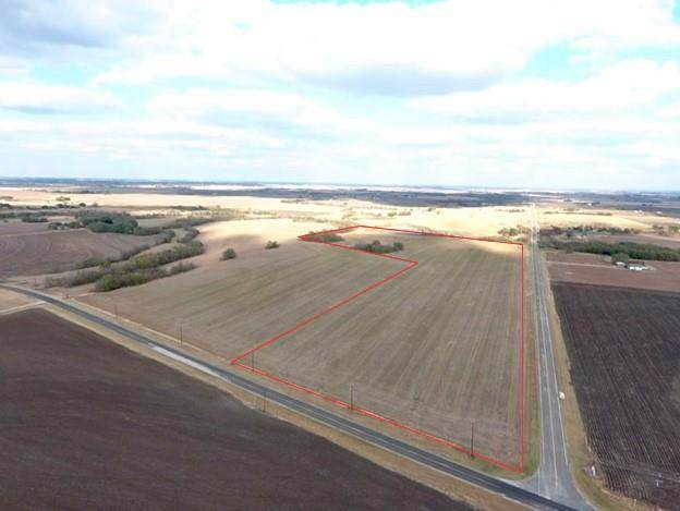 36.99 Acres Fm 619, Taylor, TX 76574 (#1451204) :: Watters International