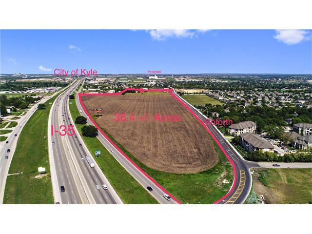 21681 Ih 35/ Philomena Dr, Kyle, TX 78640 (MLS #1465976) :: Bray Real Estate Group