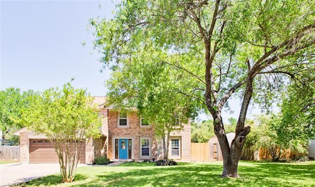 2701 Hunlac Trl, Round Rock, TX 78681 (#1480604) :: Forte Properties