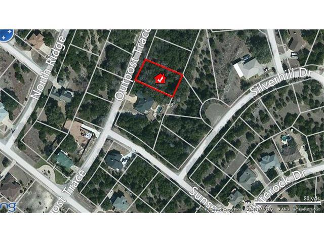 4405 Outpost Trce, Lago Vista, TX 78645 (#1497307) :: Forte Properties