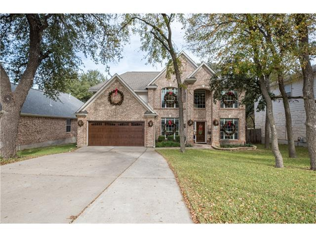 3808 Harvey Penick Dr, Round Rock, TX 78664 (#1508225) :: Papasan Real Estate Team @ Keller Williams Realty