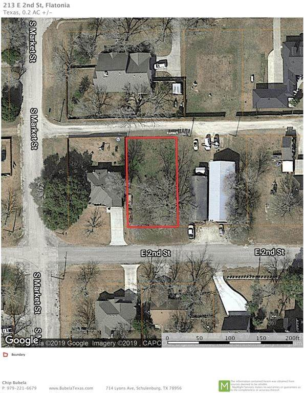 213 E 2nd St, Flatonia, TX 78941 (#1521055) :: The Summers Group