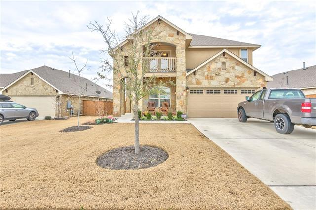 119 Blue Waterleaf Ln, Georgetown, TX 78626 (#1527158) :: Forte Properties