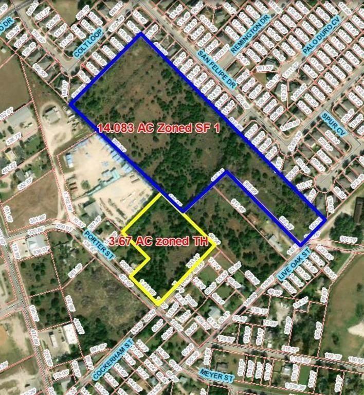 3.6 Acres Porter St - Photo 1