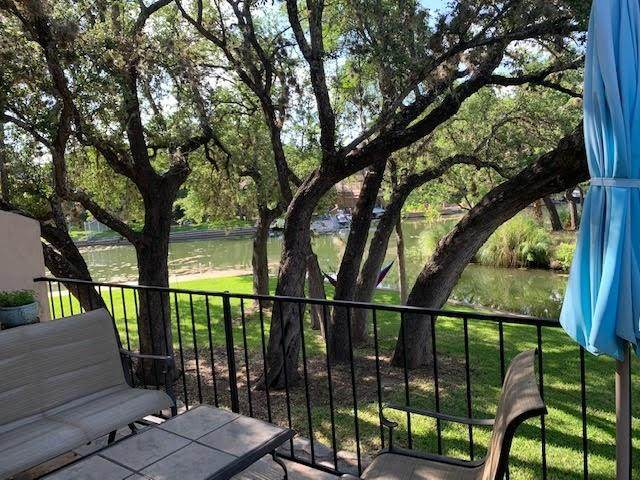 104 Horseshoe Bay Blvd #8, Horseshoe Bay, TX 78657 (#1569242) :: Zina & Co. Real Estate