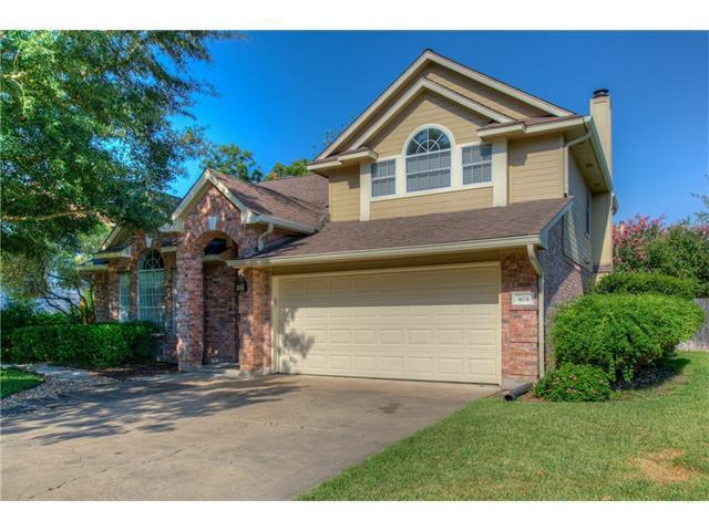 404 Steeplechase Dr, Georgetown, TX 78626 (#1569299) :: Forte Properties