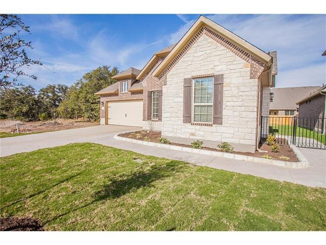 1404 Horizon View, Georgetown, TX 78628 (#1571628) :: Papasan Real Estate Team @ Keller Williams Realty