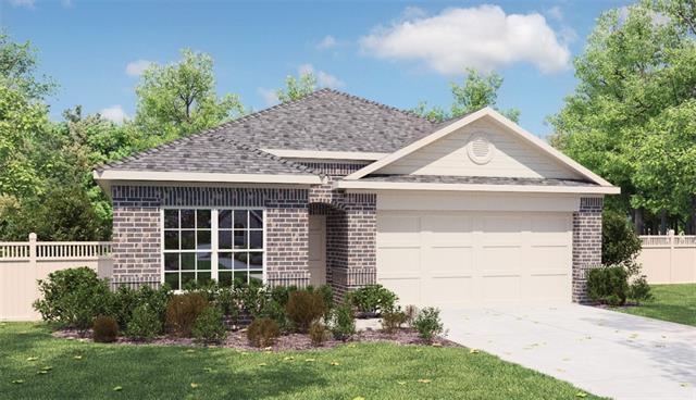1061 Gaelic Dr, Georgetown, TX 78626 (#1573457) :: Ben Kinney Real Estate Team