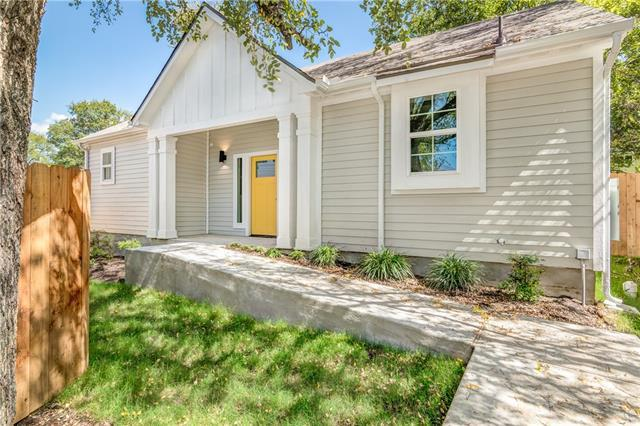 1307 Fort Branch Blvd B, Austin, TX 78721 (#1579934) :: Forte Properties