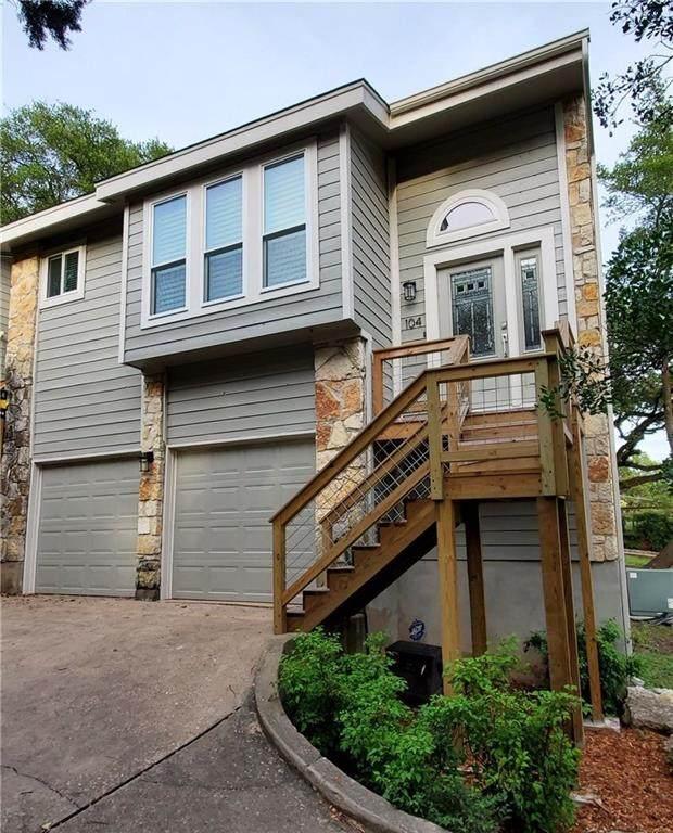 1895 Westlake Dr #104, Austin, TX 78746 (#1596387) :: Papasan Real Estate Team @ Keller Williams Realty