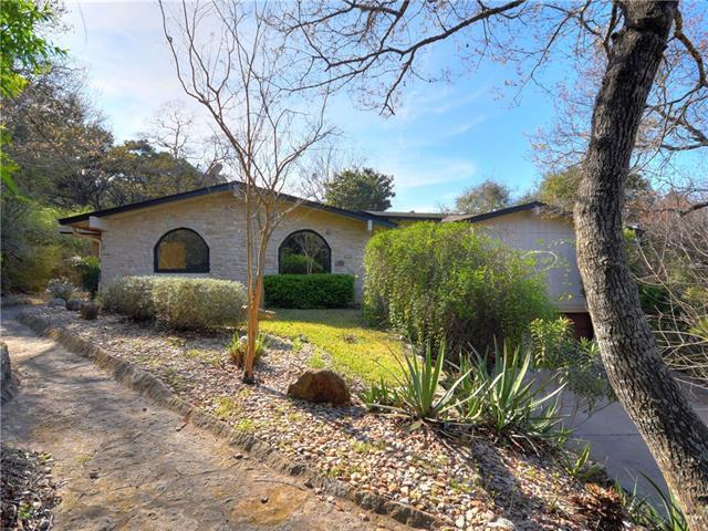 809 Canyon Creek Dr, West Lake Hills, TX 78746 (#1611538) :: Forte Properties