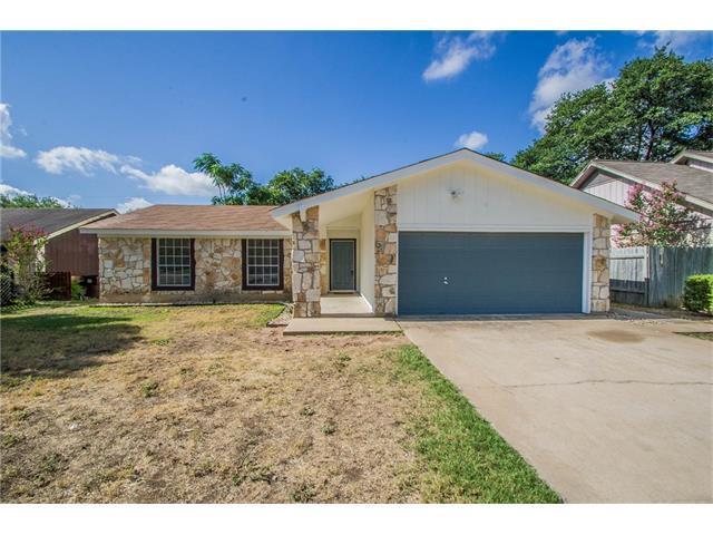 511 Buckboard Blvd, Round Rock, TX 78681 (#1612805) :: Austin International Group LLC