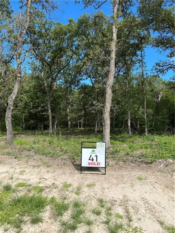 Lot 41 Oak View Ranch, Thrall, TX 76578 (#1617250) :: Cord Shiflet Group