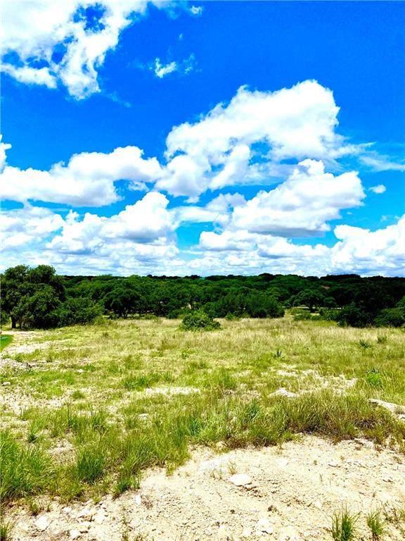 134 George Dolson, Blanco, TX 78606 (#1627091) :: Papasan Real Estate Team @ Keller Williams Realty