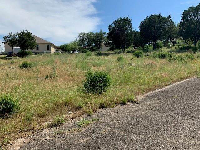 Lot 25 Prince Peak, Cottonwood Shores, TX 78657 (#1664012) :: The Heyl Group at Keller Williams