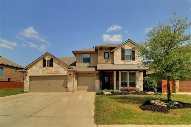 208 Norcia Loop, Liberty Hill, TX 78642 (#1673716) :: Forte Properties