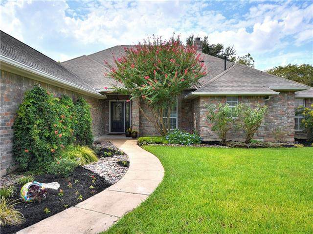 1 Meadow Way, Round Rock, TX 78664 (#1698629) :: RE/MAX Capital City