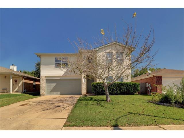 3818 Haleys Way, Round Rock, TX 78665 (#1751301) :: Forte Properties