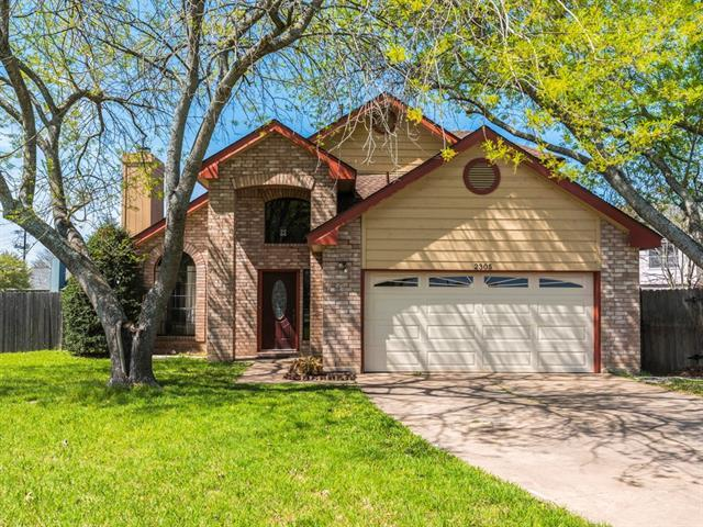 2305 Silverleaf Cv, Round Rock, TX 78664 (#1754723) :: The Gregory Group