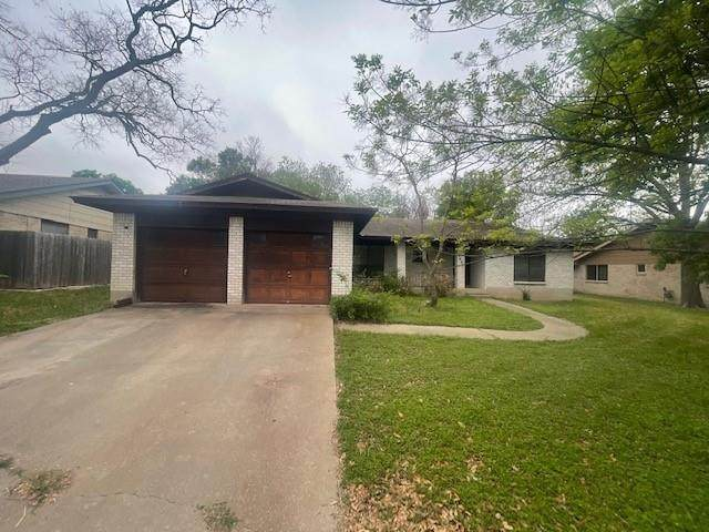 2404 Harrowden Dr, Austin, TX 78727 (#1757685) :: Zina & Co. Real Estate