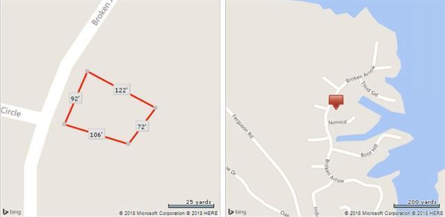 1101 Broken Arrow, Horseshoe Bay, TX 78657 (#1762974) :: Forte Properties