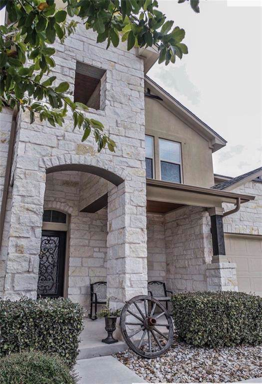 312 Arrezo Ln, Georgetown, TX 78628 (#1780619) :: Lauren McCoy with David Brodsky Properties