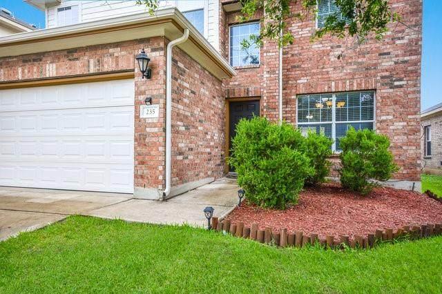 235 Housefinch Loop, Leander, TX 78641 (#1781634) :: Zina & Co. Real Estate