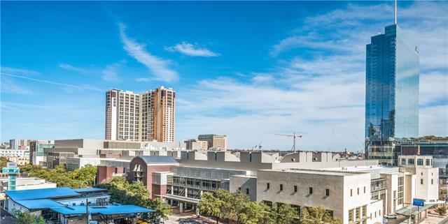 98 San Jacinto Blvd #704, Austin, TX 78701 (#1793961) :: RE/MAX Capital City