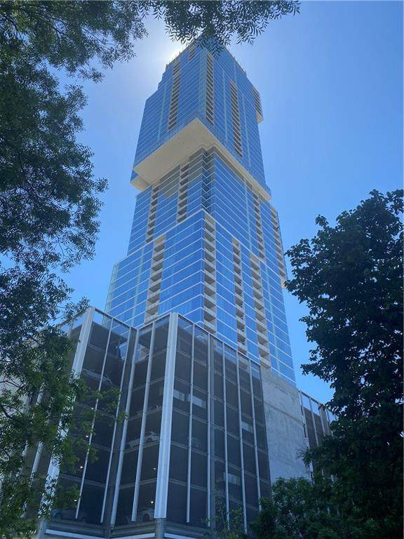 301 West Ave #4008, Austin, TX 78701 (#1796629) :: The Summers Group