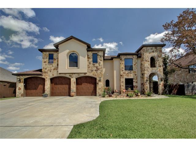 137 Fairwood Dr, Georgetown, TX 78628 (#1802379) :: Forte Properties