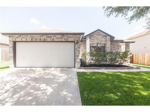 2704 High Point Dr, Round Rock, TX 78664 (#1806926) :: Forte Properties