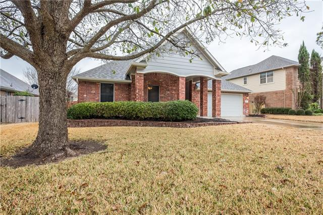 805 Oxford Dr, Pflugerville, TX 78660 (#1854292) :: TexHomes Realty