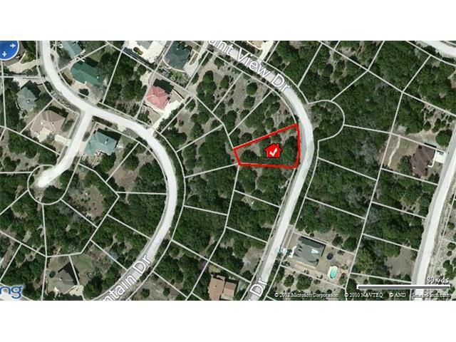 21319 Mount View Dr, Lago Vista, TX 78645 (#1866874) :: Papasan Real Estate Team @ Keller Williams Realty