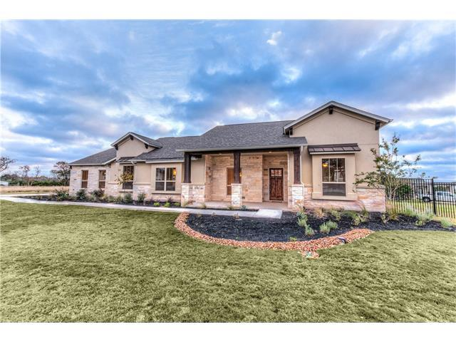 2113 High Lonesome, Leander, TX 78641 (#1873610) :: The ZinaSells Group