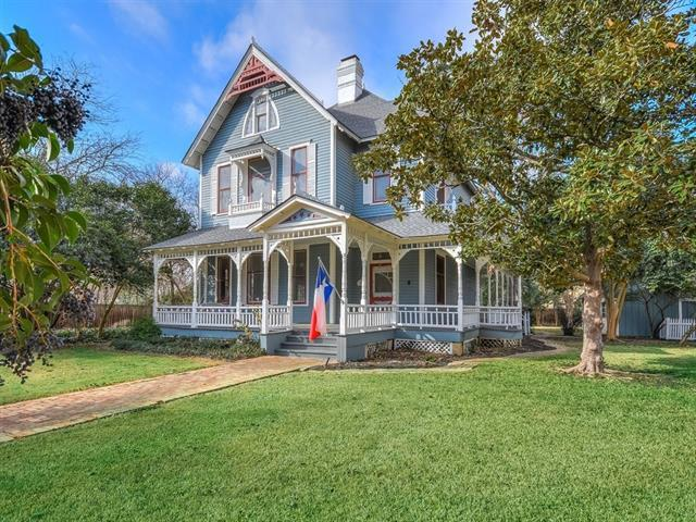 1404 S Elm St, Georgetown, TX 78626 (#1889433) :: Forte Properties