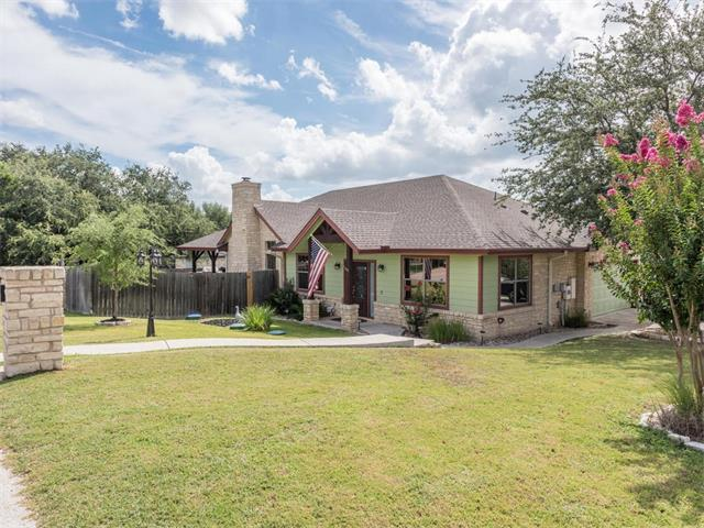 101 N Meadowlark St, Lakeway, TX 78734 (#1898062) :: The Heyl Group at Keller Williams