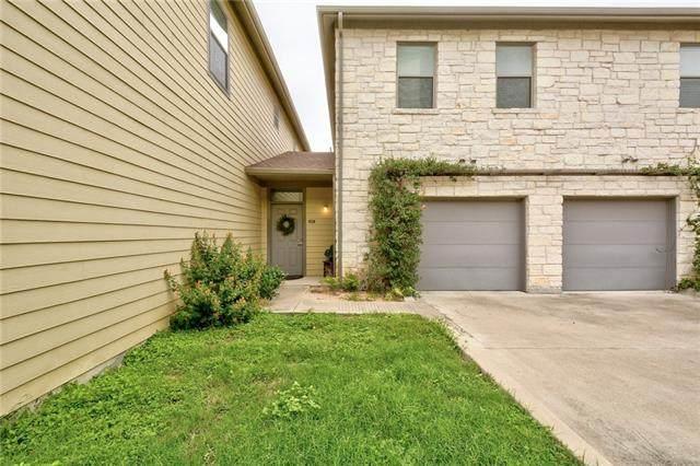 1201 Grove Blvd #204, Austin, TX 78741 (#1901269) :: 12 Points Group