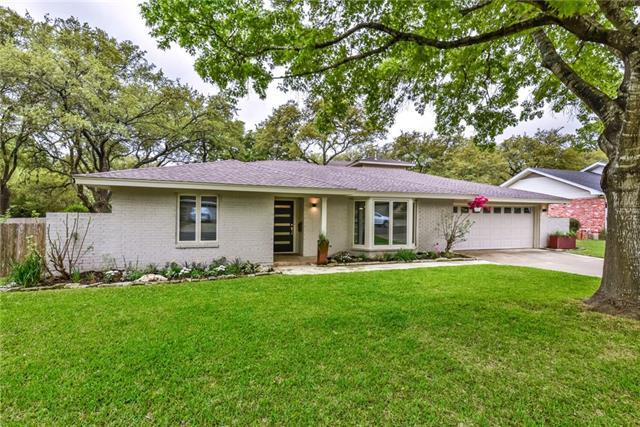 4107 Tablerock Dr, Austin, TX 78731 (#1908957) :: The ZinaSells Group