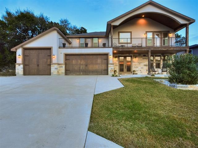 301 Valley Hill Dr, Point Venture, TX 78645 (#1911241) :: Watters International