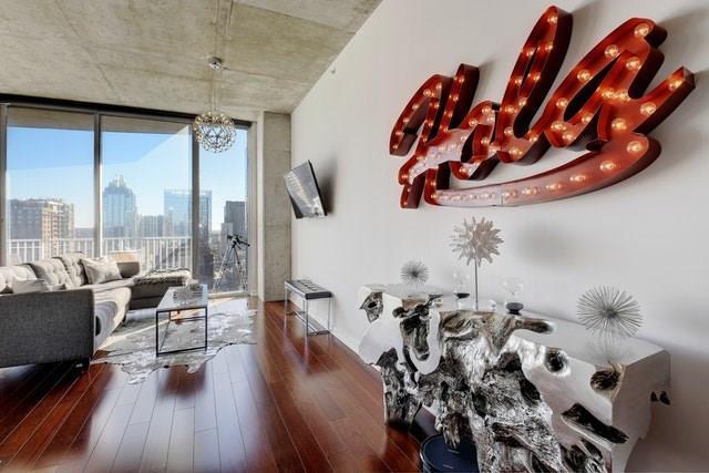 360 Nueces St #2203, Austin, TX 78701 (#1918971) :: Austin Portfolio Real Estate - The Bucher Group