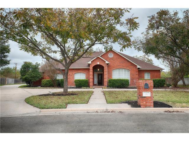 11 Meadow Run, Round Rock, TX 78664 (#1941644) :: Forte Properties