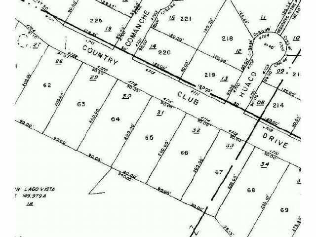 4714 Country Club Dr, Lago Vista, TX 78645 (#1957696) :: Forte Properties