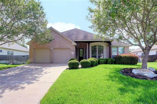 209 Las Colinas Dr, Georgetown, TX 78628 (#1961080) :: Papasan Real Estate Team @ Keller Williams Realty